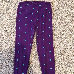 LuLa one size leggings